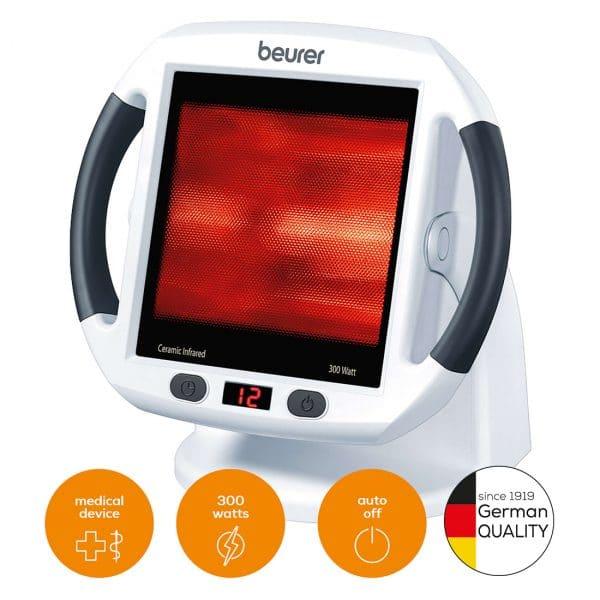 Đèn hồng ngoại trị liệu Beurer IL50