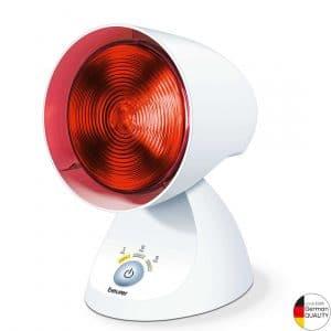 Đèn hồng ngoại trị liệu có hẹn giờ Beurer IL35 công suất bóng 150W