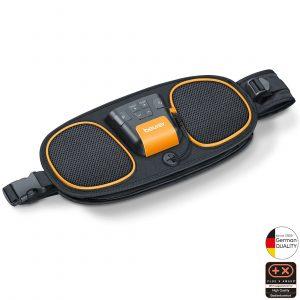 Đai massage bụng lưng xung điện 4 cực Beurer EM39
