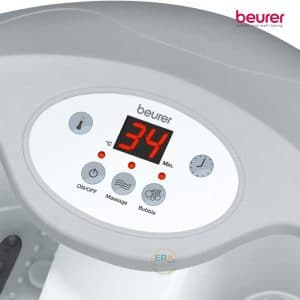Bồn ngâm chân, làm nóng nước, massage đa năng Beurer FB50_LCD