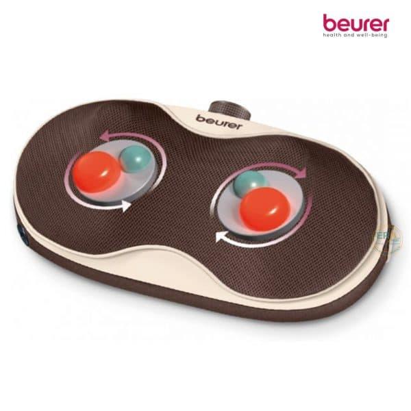 Gối massage shiatshu hồng ngoại di động Beurer MG520