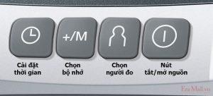 Máy đo huyết áp điện tử cổ tay Beurer BC30
