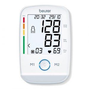 Tính năng nổi bật của máy đo huyết áp bắp tay điện tử Beurer BM45
