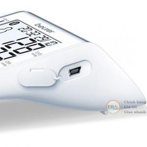 Máy đo huyết áp bắp tay Bluetooth Beurer BM85
