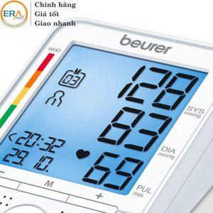Màn hình máy đo huyết áp Beurer BM49
