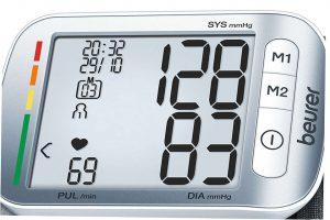 Ưu điểm vượt trội của máy đo huyết áp cổ tay Beurer BC50
