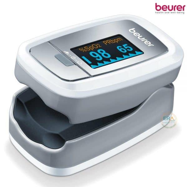 Máy đo khí máu và nhịp tim cá nhân Beurer PO30_2