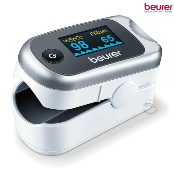 Máy đo nồng độ oxy trong máu SpO2 và nhịp tim Beurer PO40_1