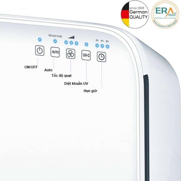 Máy lọc không khí diệt khuẩn Beurer LR300-chức năng