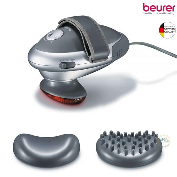 Máy massage cầm tay có đèn hồng ngoại Beurer MG70