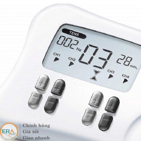 Máy massage xung điện 4 kênh 8 cực