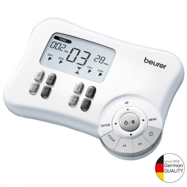 Máy massage xung điện 4 kênh 8 cực Beurer EM80-main
