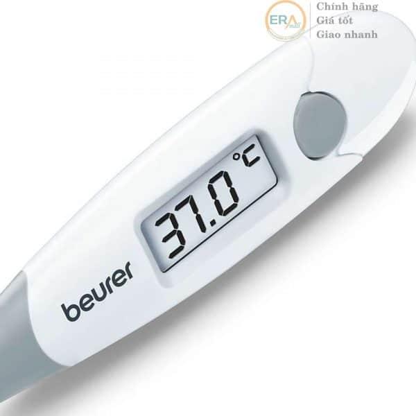 Nhiệt kế điện tử đầu mềm Beurer FT15-1-display