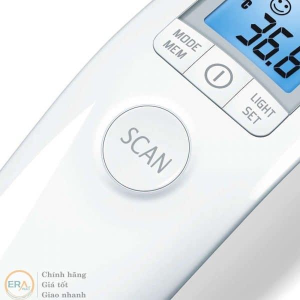 Nhiệt kế điện tử đo trán Beurer FT90