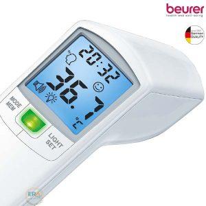 Nhiệt kế hồng ngoại đo trán không tiếp xúc Beurer FT100