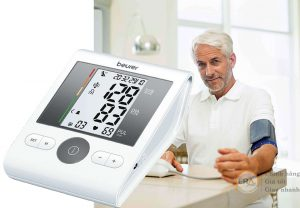 Máy đo huyết áp bắp tay điện tử Beurer BM28A bổ sung thêm adapter giúp ổn định nguồn điện để mang lại độ chính xác rất cao, dễ dàng sử dụng trong việc kiểm soát các vấn đề về tim mạch cho cả gia đình.