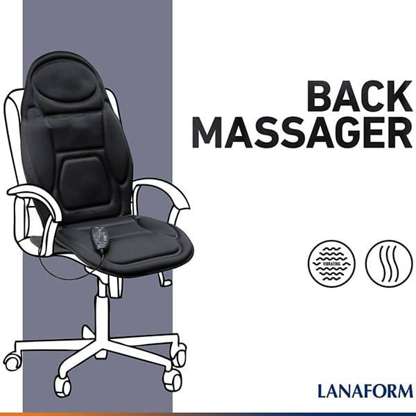 Đệm massage ô tô Lanaform LA110304