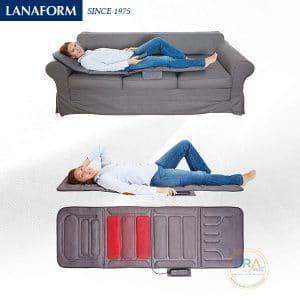 Đệm massage toàn thân Lanafom Mattress LA110315
