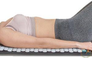 Đệm massage toàn thân Lanaform Delight LA110316-ấn huyệt