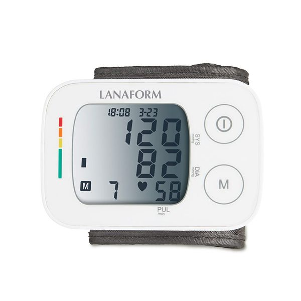 Máy đo huyết áp cổ tay Lanaform WBPM-100