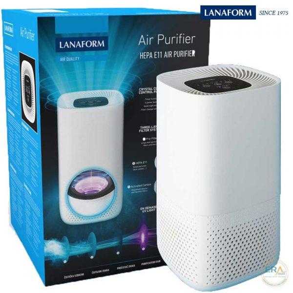 Máy lọc không khí Lanaform LA120209 phòng 20m2