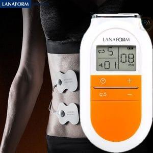 Máy massage điện xung Lanaform Stim Mass LA100207