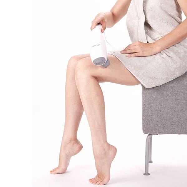 Máy massage cầm tay Lanaform LA110222-massage chân