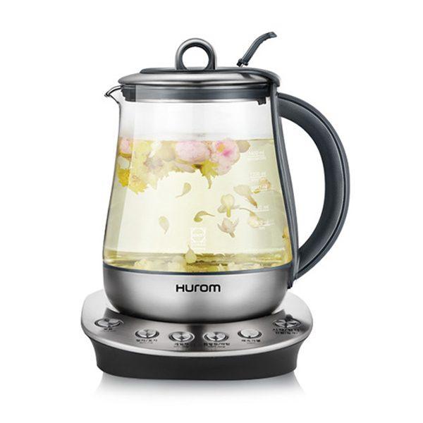 Bình nấu trà đa năng HUROM TM-B02FSS 1,4 lít