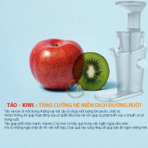 5 cách kết hợp rau củ quả làm nước ép tốt cho sức khỏe