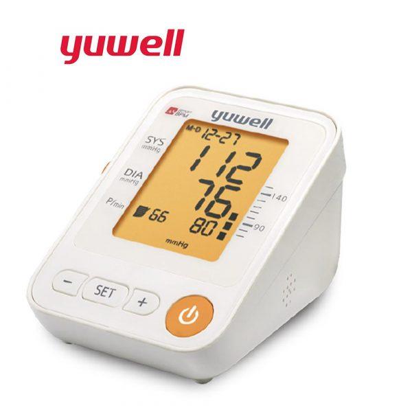 Máy đo huyết áp bắp tay Yuwell YE650D-main