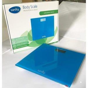 Cân sức khỏe điện tử Sanity S6400_user