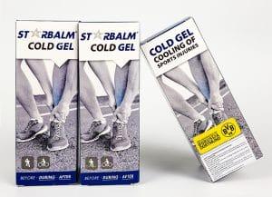 Gel lạnh phục hồi chấn thương Starbalm 100ml_box
