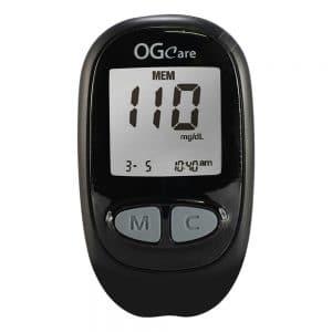 Máy đo đường huyết OGCare Italia