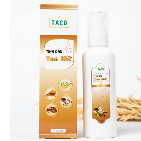 Tinh dầu tan mỡ TACO 70ml