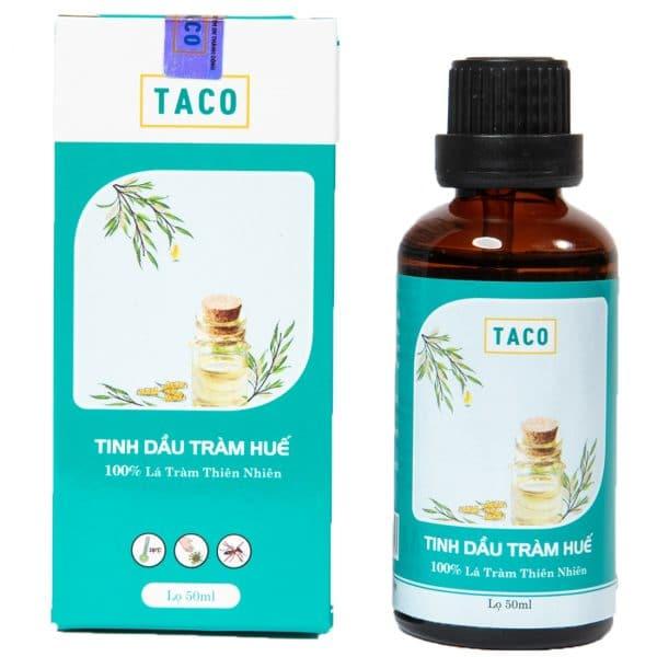 Tinh dầu tràm Huế TACO 50ml