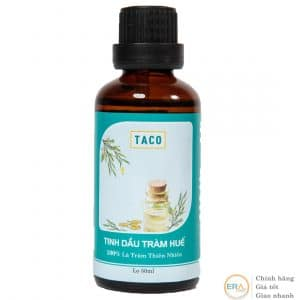 Tinh dầu tràm Huế TACO 50ml-front