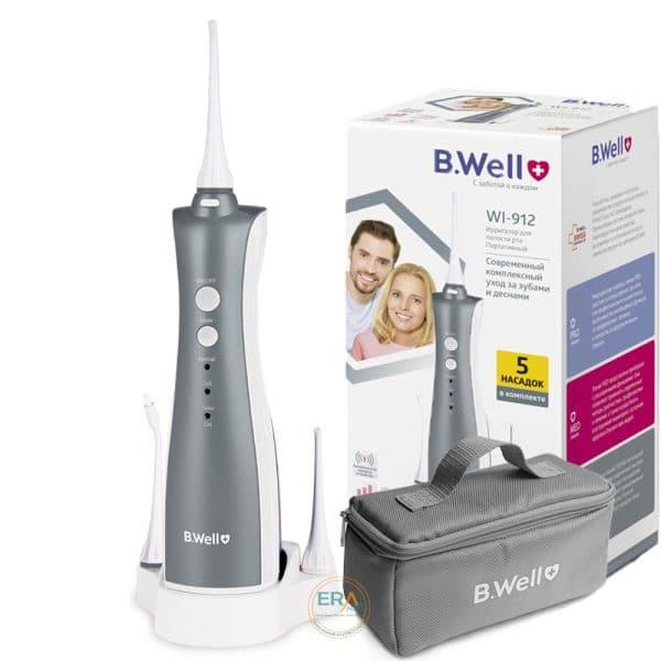 Máy tăm nước cầm tay B.Well WI-912-1