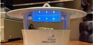 Đèn bắt muỗi và côn trùng UVled Mosclean IS1 trắng -uvled