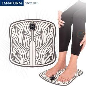 Thảm massage chân điện xung Lanaform Circulation LA100208