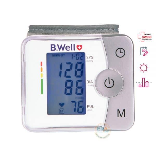 Máy đo huyết áp cổ tay B.Well MED-57