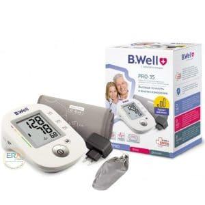 Máy đo huyết áp bắp tay B.Well PRO-35