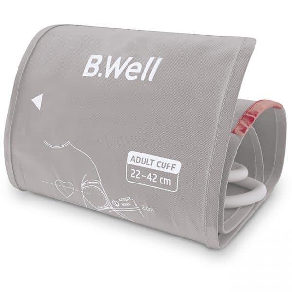 Vòng bít máy đo huyết áp B.Well 22-42cm size M-L