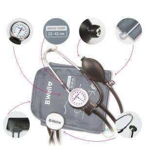 Máy đo huyết áp cơ B.Well MED-62