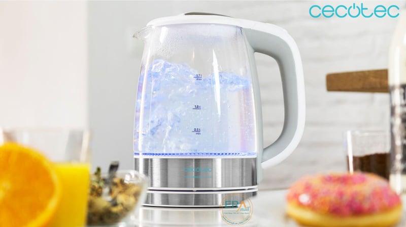Bình đun nước siêu tốc Cecotec ThermoSense 350