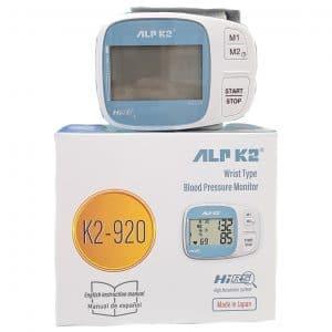 Máy đo huyết áp cổ tay ALPK2-920