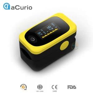 Máy đo nồng độ oxy SpO2 và nhịp tim Acurio AS-304_main