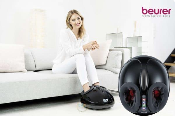 Máy massage bàn chân Shiatshu Beurer FM90_user