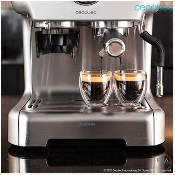 Máy pha cà phê espresso Cecotec Cumbia 20_4