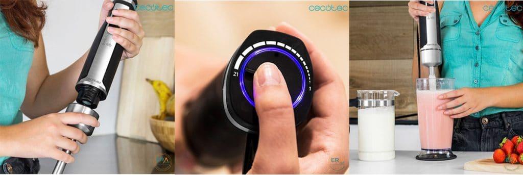 Máy xay cầm tay Cecotec Power Gear 1500_banner