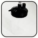 máy tạo oxy 3 lít có xông khí dung Medally JAY-3AW_bình áp suất